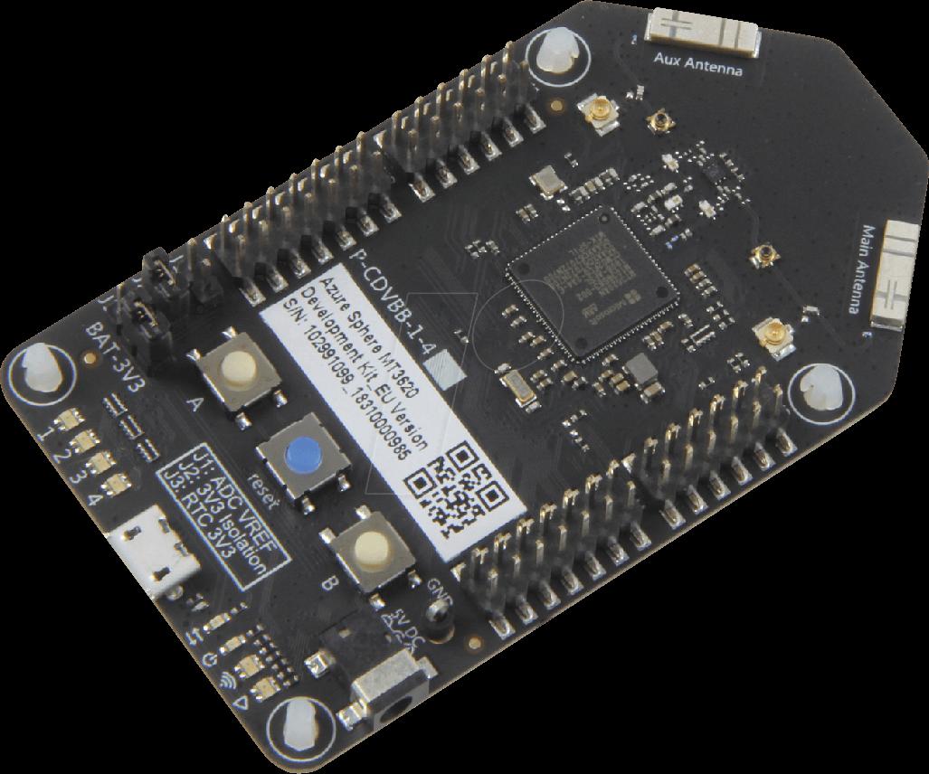 azure computer chip